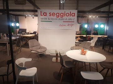 Salons la seggiola prolepse for Salons nantes